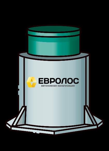 Евролос 3 Про - септик для дачи