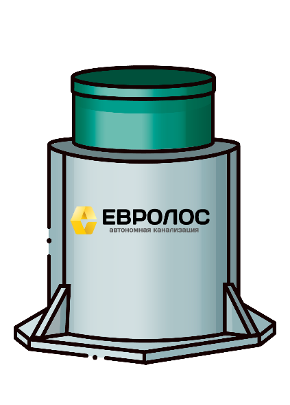 Евролос 6 Про  - автономная канализация