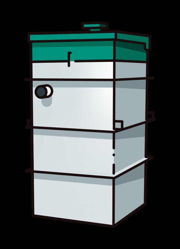 Юнилос Астра 4 - канализация для дачи