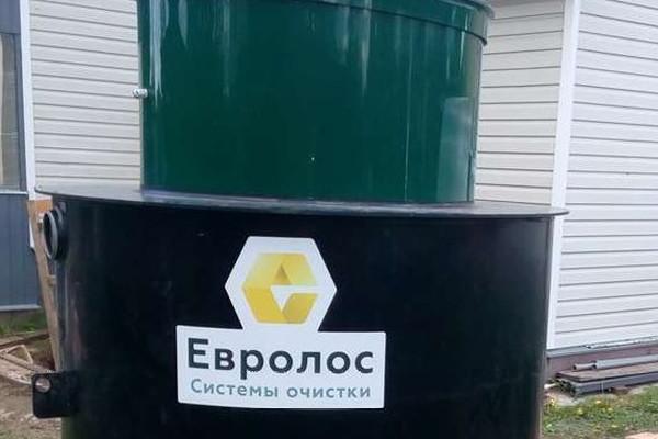 Септик Евролос 5 Про, Зеленогорск