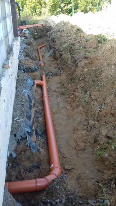 Локальная канализация в частном доме