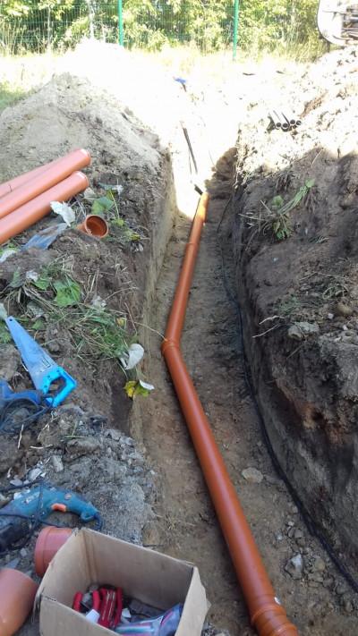 Локальная система очистки канализации