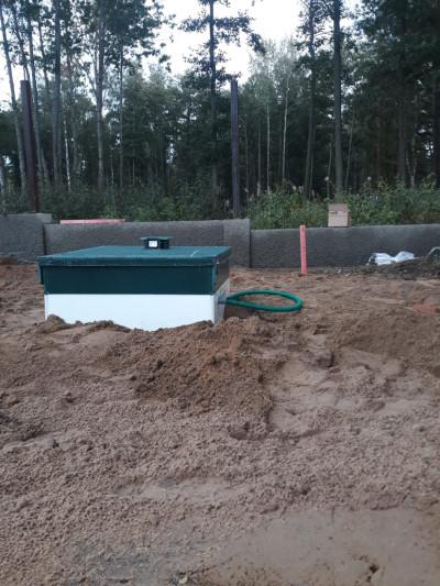 Локальная канализация с монтажом в СПб