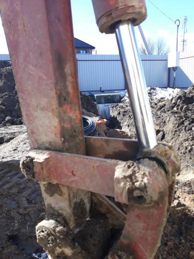Установка канализации на даче