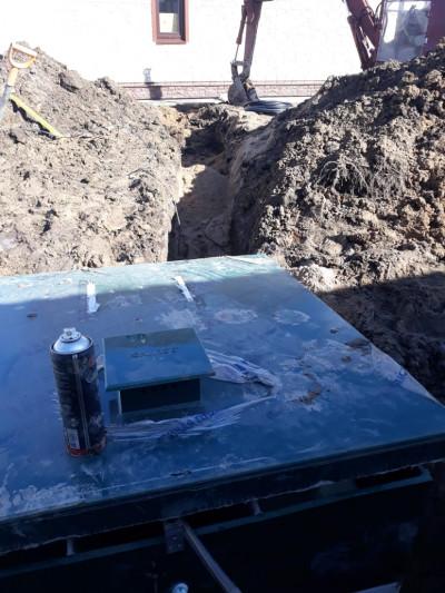 зимняя канализация на даче