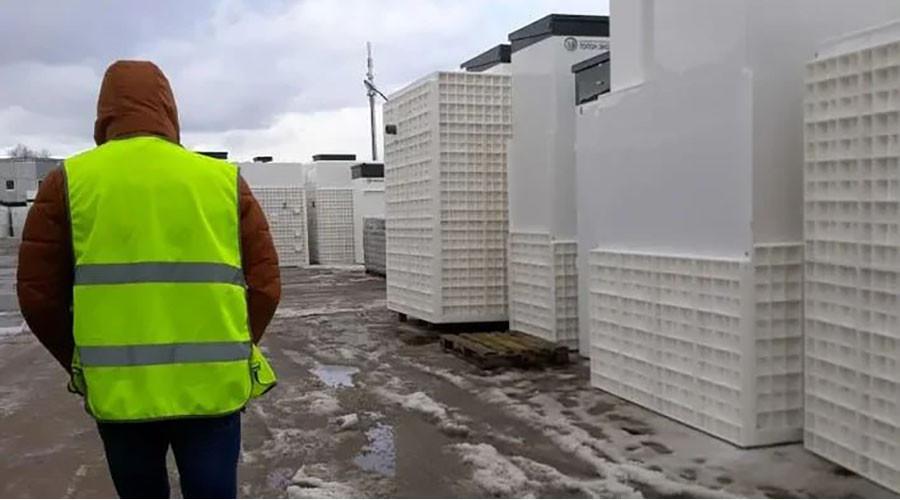 Повышение квалификации на заводе Топол-Эко